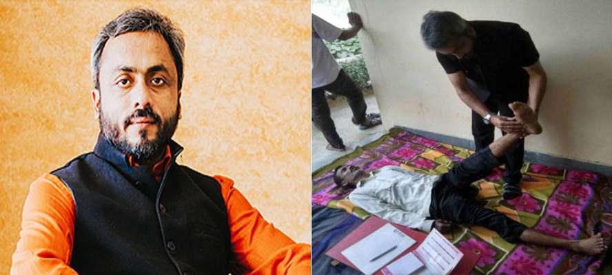 देश के सबसे ज्यादा कैंसर रोगी मैनपुरी में, हैरत है, सब मुख कैंसर से पीड़ित।