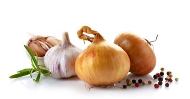 Garlic-and-onion